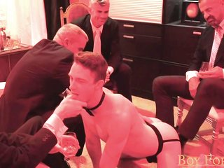 BoyForSale -Jock slave boy -Cole- shared and bred by dom daddies