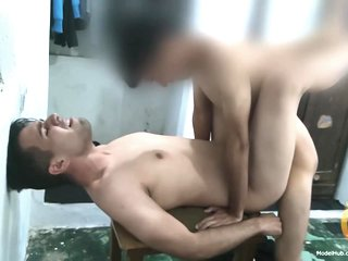 Aggressive Boy Fuck me Hard on the Table