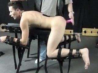Mickey Spanking Bench