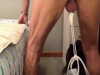Exotic amateur gay movie with Webcam scenes