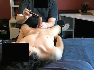 Fabulous homemade gay clip with Dildos/Toys, Amateur scenes