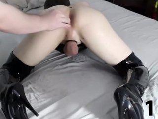Sissy anal trainer