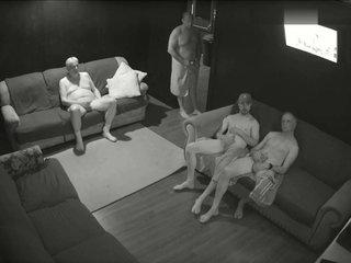 cruising in gay sauna