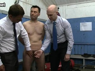 Alistair The Pe Instructor Fondled