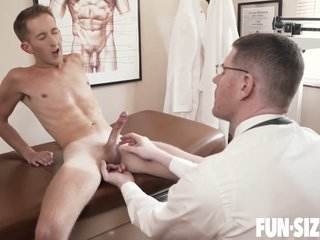 Doctor Seducing Young Patient