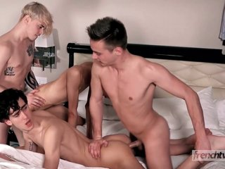 8 Amazing French Teens Pornstars Nail With Americans In Tasty Fuckfest Like You Have Not Ever Seen Before!