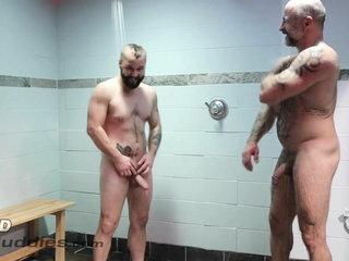 2hunksBGRencher Spence & Bear