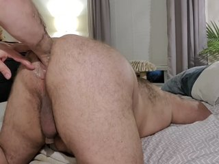 Getting Fisted By Not Daddy Bear
