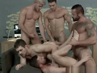 Ex-Machina A Gay XXX Parody Part 5