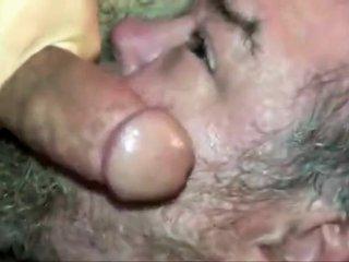 Horny fat daddy