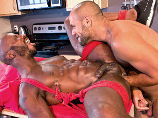 Leo Forte & Race Cooper in Save My Hole - ClubInfernoDungeon