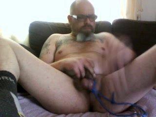 wirrum7 wanking my little dick home alone