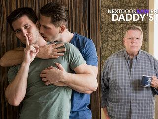 Roman Todd & Allen Lucas in Daddy's Boy - NextDoorStudios