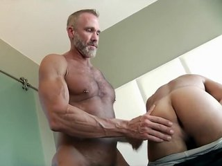 1-9 7 Hunk and Daddy's Balconies