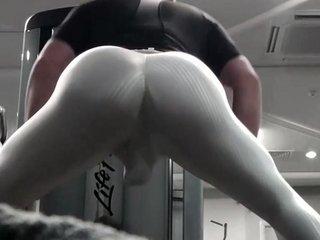 Arroyman at the gym