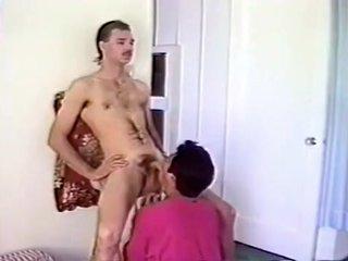 Marine Tom gets Sucked by Bobby