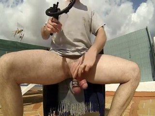 Cock & Balls Pumped