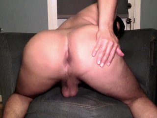 Fresh Shaved Bubble Butt