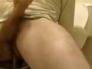 Femme twink masturbation