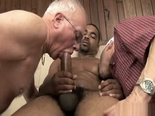 Daddy and his black boy